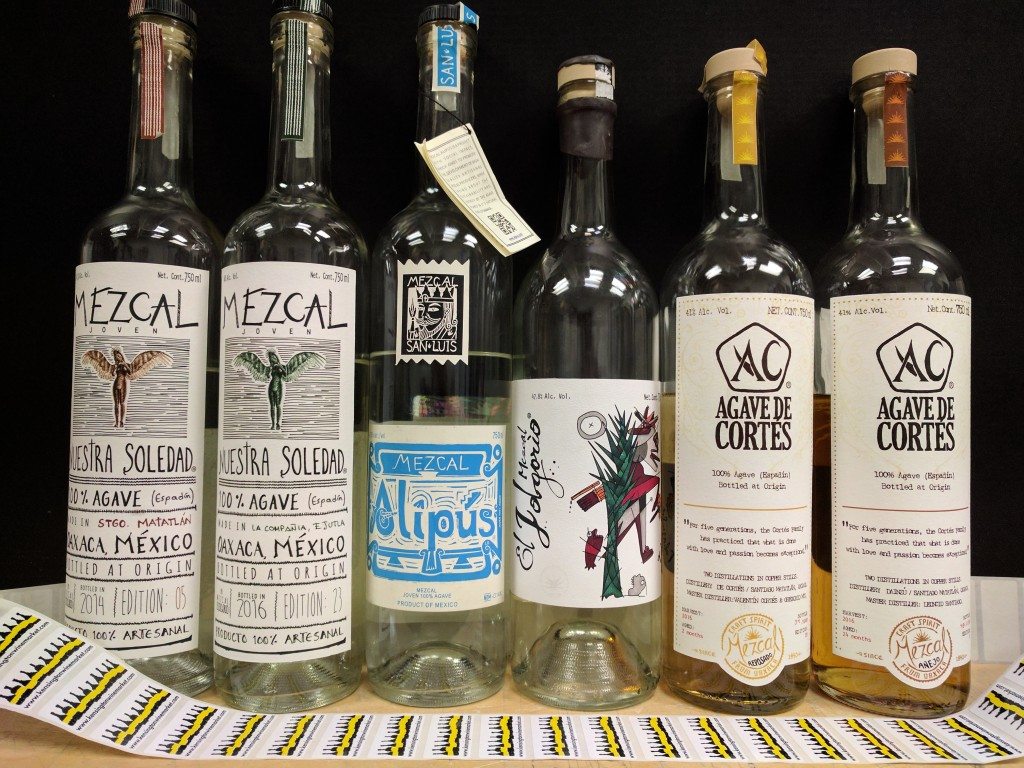 Hunters World of Mezcal March 2 2017