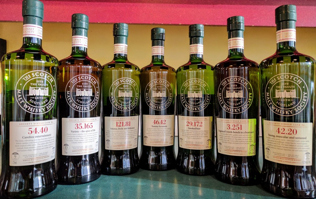 SMWS CANADA MARCH 2017 OUTTURN