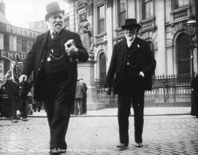 Cadenhead and Carnegie