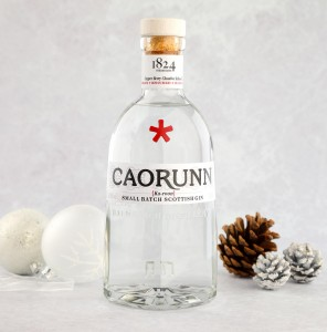 Caorunn Gin from Balmenach Distillery