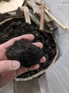 Peat for the Kiln